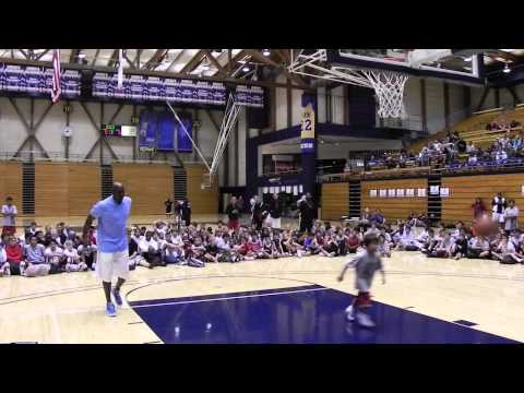 Michael Jordan Flight School 2011 Video