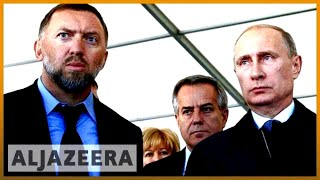 🇺🇸 🇷🇺 US targets Russian oligarchs, officials with new sanctions | Al Jazeera English