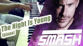 DJ Smash piano cover - The Night Is Young (ft. Ridley)
