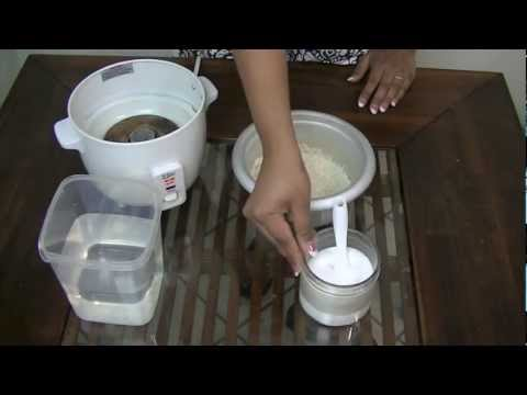 How To: Making Your Rice In A Rice Cooker