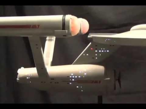 Fantastic Forum Cool Toys - MR Studio Scale USS Enterprise