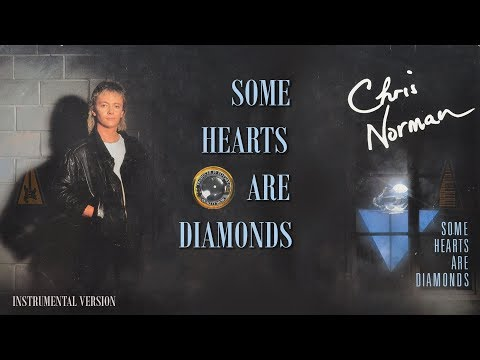 Chris Norman - Some Hearts Are Diamonds (Instrumental Version) platinum 80s 💯