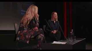 connectYoutube - Jodie Foster Q&A after Silence of the Lambs screening - BFI 2017