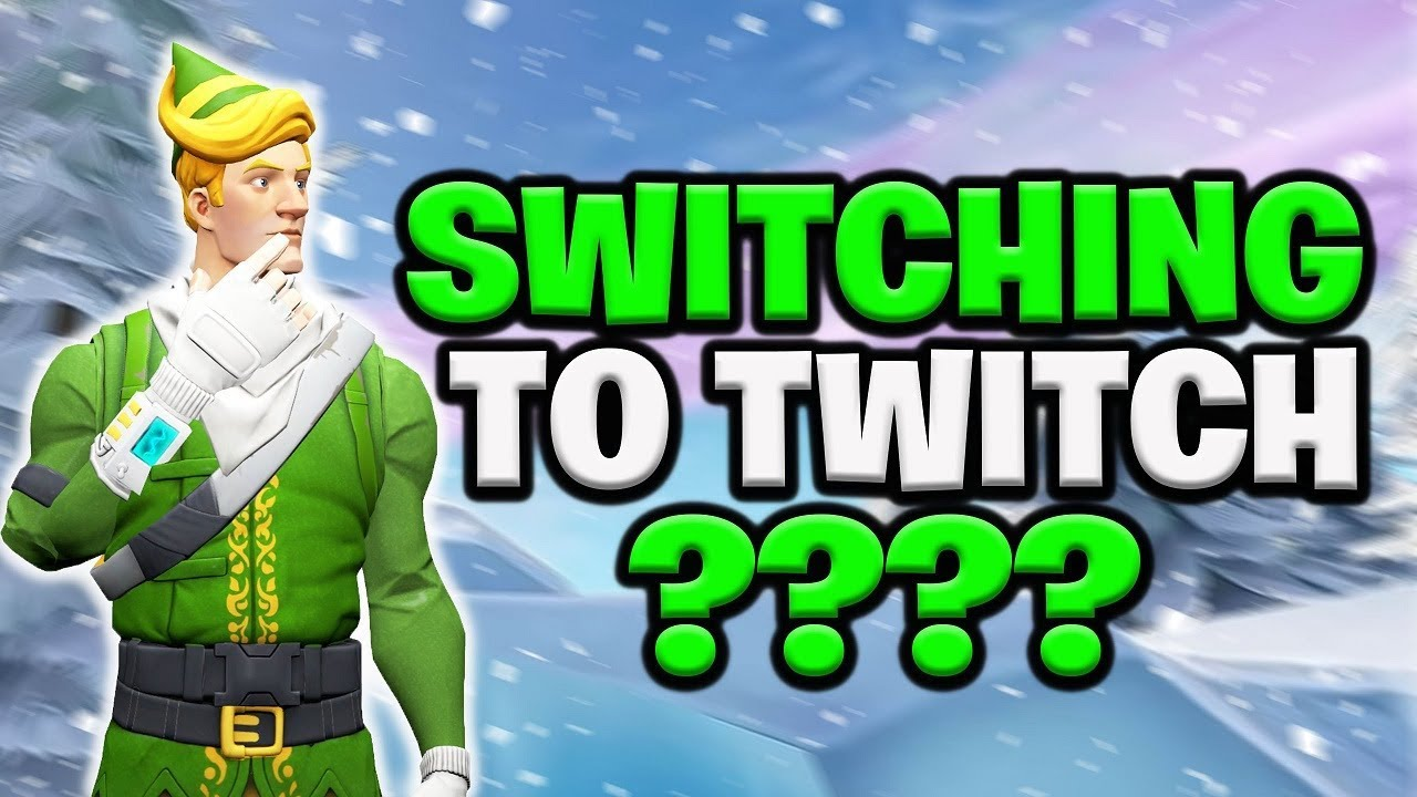 Im Switching To Twitch?!?!   Why Many YouTube Gaming Streamers Are  Switching To Twitch