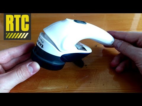 fabric-shaver-taurus-perfect---unboxing-electric-lint-and-fuzz-remover-for-clothes-and-fabric