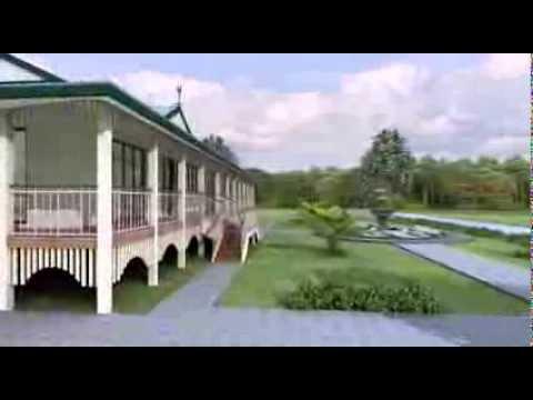 Queenslander style home