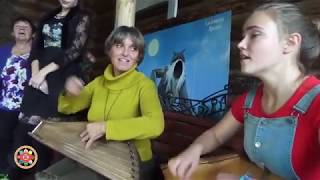 Гусляры на ДР Сундакова в Славянском Кремле  07.10.2018