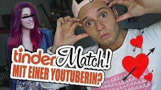 TINDER MATCH MIT EINER YOUTUBERIN | inscope21