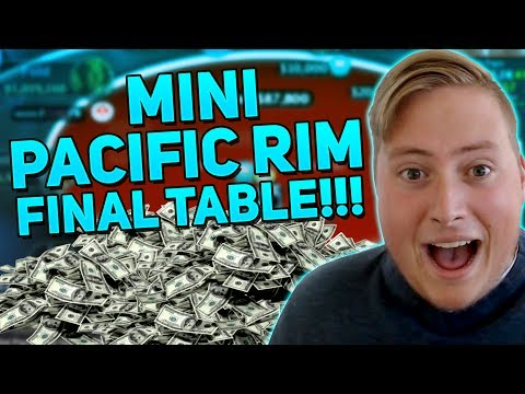 PACIFIC RIM MINI FINAL TABLE!!! PokerStaples Stream Highlights June 11th, 2017