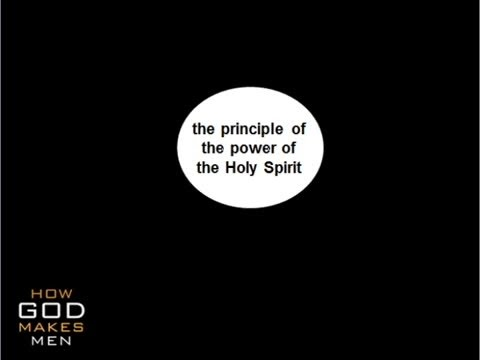 The Principle of the Power of the Holy Spirit