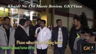 Khaidi No 150 Review Complete treat for Mega fans