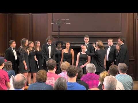 Daniel, Servant of The Lord - Christopher Wren Singers - April 2016