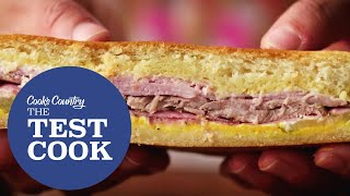 The Test Cook Episode 4: Perfecting the Mojo Pork and Cuban Bread Before Deadline