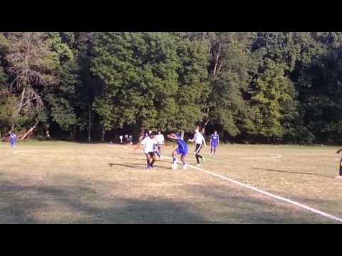 Winston Salem Christian Lions vs Carter G Woodson School - Soccer 09/09/2016