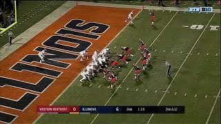 Julian Jones Touchdown Interception