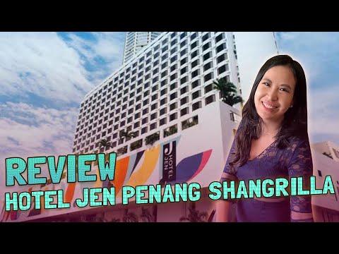 Review Hotel Jen Penang Shangri La, Georgetown, MALAYSIA