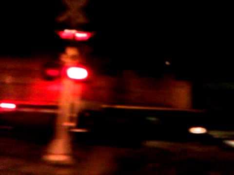 Night train @Crestview, FL