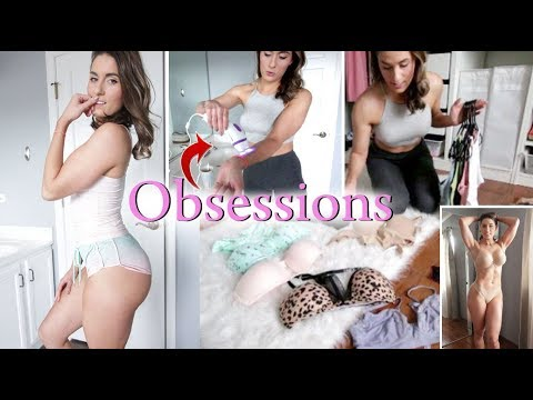 Current Obsessions Lingerie/Intimates, Foods, Home Laser...etc