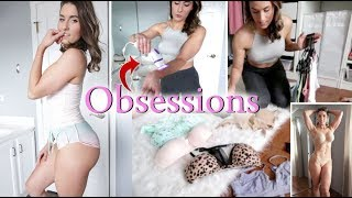 Current Obsessions Lingerie/Intimates, Foods, Home Laser…etc