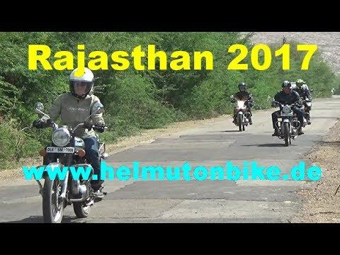 Rajasthan (Indien) 2017 Motorradreise