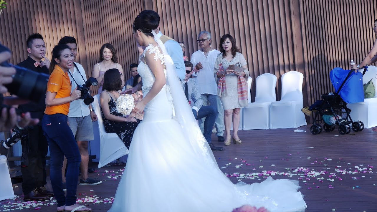 Canon In D Violin Harp Wedding Songs For Bride Entrance Thailand