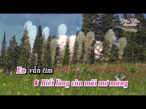 Lối Thu Xưa-karaoke song ca-Phi Nhung ft...