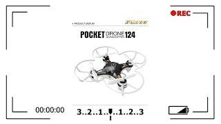 Квадрокоптер FQ777 124 Карманный мини дрон - Обзор / Как купить ?(, 2016-05-29T21:56:36.000Z)