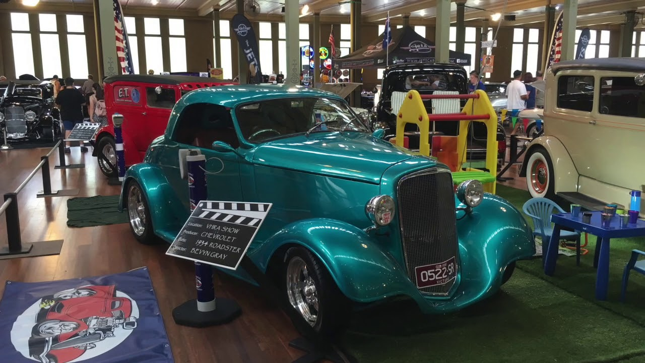 Melbourne Hot Rod Show YouTube - Hot rod show 2018