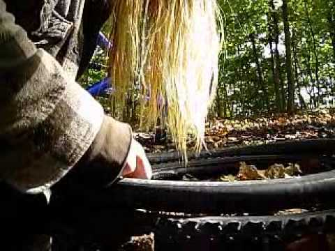 How To Make Home Made Tire Liners From Old Inner Tubes