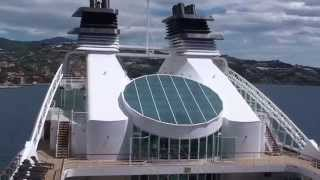 Seabourn Sojourn Ship Tour luxury cruise