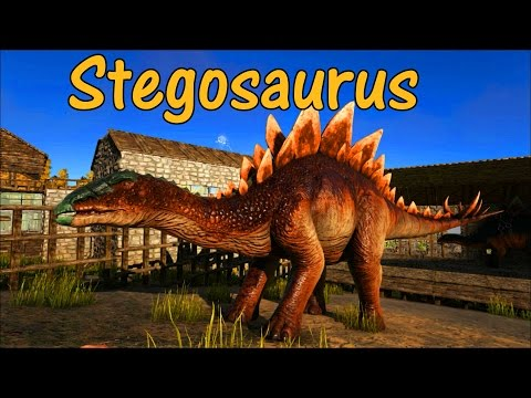 Stegosaurus Educational Special [15]