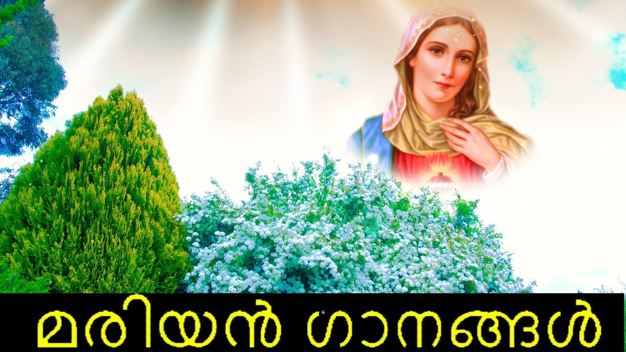 Mariyan songs non stop | Ave mariya songs | mother mary songs in malayalam non stop