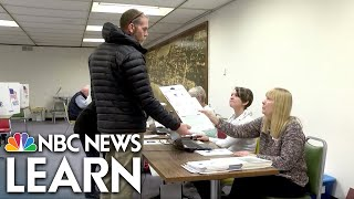 NBC News Learn: Voter Turnout thumbnail