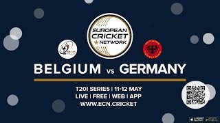 Belgium vs Germany T20 International - Match 3