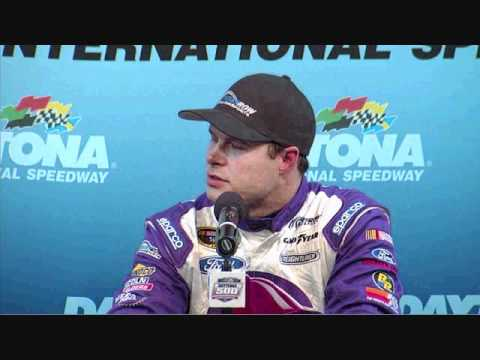 Press Pass: David Gilliland Interview - 2011 Daytona 500