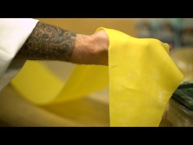 The Art of Handmade Pasta