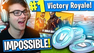 I WANT THE *50,000 V-BUCKS* IN SOLO SHOWDOWN! (Fortnite Solo Showdown Game Mode)