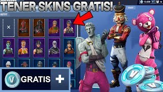 HOW TO HAVE FREE SKINS IN FORTNITE YOU HAVE TO SEE IT!