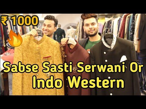 Wedding sherwani 2020 |Indo Western| Wedding Dress |Designer| in East Delhi