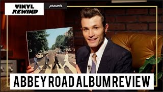 Vinyl Rewind - The Beatles - Abbey Road vinyl album review
