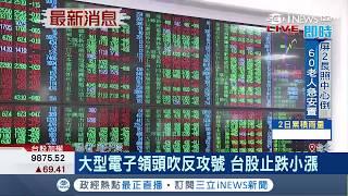 美股拖累台股 國慶後開盤跌破萬點 | 三立iNEWS