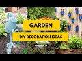 50+ Amazing DIY Garden Decoration Ideas from Pinterest