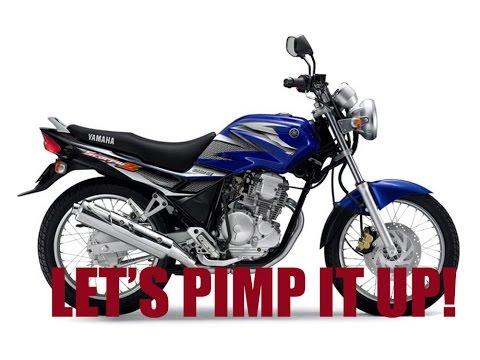 [MotoVLOG] - Membangun Yamaha Scorpio Jap-style