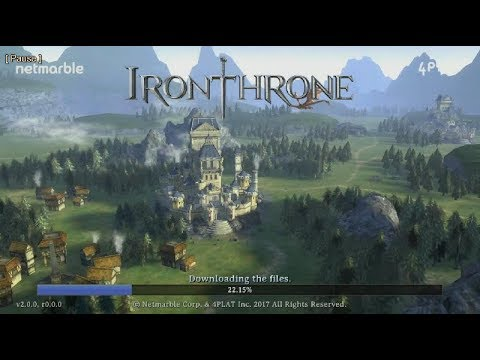 Iron Throne - Gameplay 01