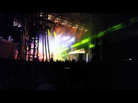Taking Back Sunday Live at Busch Gardens 4K