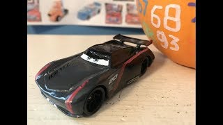 Disney Cars Custom Vampire Jackson Storm Review