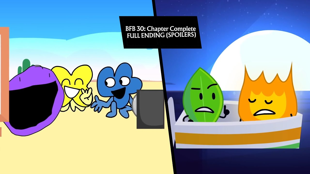 Download BFB 30: Chapter Complete - Full Ending (SPOILERS)