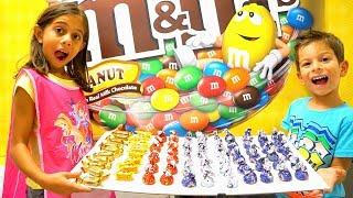Candy Shop Song I KLS Nursery Rhymes & Kid Songs