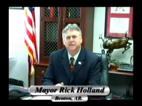 Mayor Holland....The Peaceful Solution Works