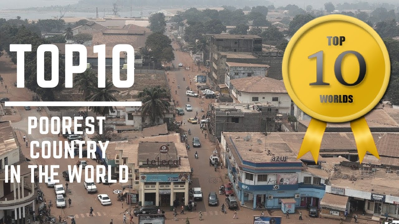 Top Poorest Countries In The World Top Worlds YouTube - 23 poorest countries in the world